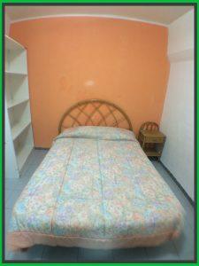 se alquila piso en caspe BARATO dormitorio matrimonio